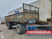 Joluso RDB 3/15,7T trailer used construction dump