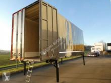 Przyczepa do transportu kontenerów Krone Wechselkoffer Heck hohe Portaltüren