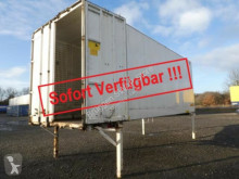 Römork Krone Wechselkoffer Heck hohe Portaltüren konteyner taşıyıcı ikinci el araç