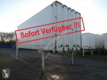 Przyczepa do transportu kontenerów Krone Wechselkoffer Heck Portaltüren