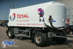 Tanker trailer SAAR TAH200L, 3 Kammern, 20.200ltr., Heizöl