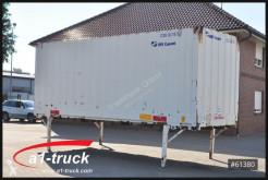 Zabudowa furgon używany Krone WB 7,45 Koffer, stapelbar, Stapler, Container, 2730mm innen