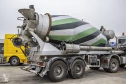 Remorca De Buf BETON MIXER BARYVAL - 10M³ cu rotor/ Malaxor second-hand