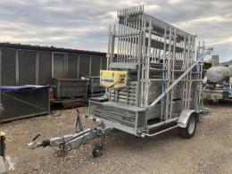 Ecim Non spécifié trailer used flatbed