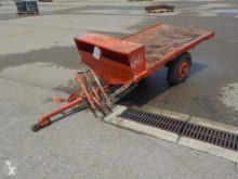 Ремарке превоз на строителна техника nc Remorque porte-engin