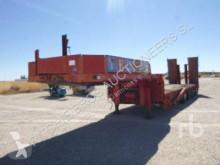 Remorque plateau occasion Montenegro SG75
