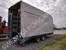Müller-Mitteltal trailer used tautliner