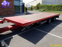 Nicolas Flatbed trailer used flatbed