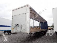 Remorque Schmitz Cargobull S01 plateau occasion