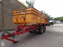 Miedema HST 120 trailer used tipper