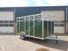 Reboque nc Veewagen 4 meter transporte de gados usado