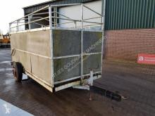 Släp boskapstransportvagn begagnad nc Veewagen