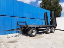 Pacton heavy equipment transport trailer