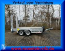 Reboque Möslein 5 t bis 6,5 t GG Tandemtieflader,Feuerverzinkt porta máquinas novo