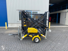 Access Power Tower, Aanhanger Hoogwerker, 9,5 meter trailer used aerial platform