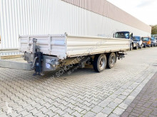 Fliegl TSK 100 TSK 100 mit Auffahrrampen used other trailers