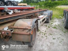 Samro trailer used container