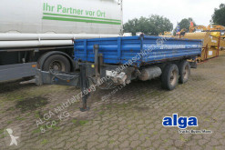 Fliegl TSK 88 trailer used tipper