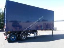 Semitrailer transportbil polybotten begagnad Asca
