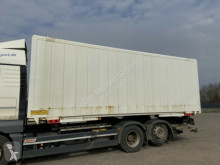 Krone BDF- Wechselkoffer C 7,45Typ: WK 7.3 RSTG cassone furgonato usata