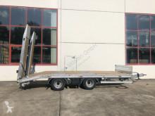 Remorca Möslein 21 t Tandemtieflader mit ABS, Luftgefedert transport utilaje noua