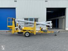 Remorca Niftylift 170, Aanhanger hoogwerker, 17 meter cu nacela second-hand