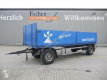 Reboque Schwarzmüller Drehschemel, Kasten Pritsche, BPW, Trommelbremse estrado / caixa aberta caixa aberta usado