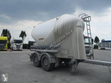 Mistrall B191PO trailer used powder tanker