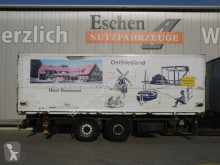 Ackermann Z-PA-F18 Tandem Ewers Getränkekoffer trailer used beverage delivery flatbed