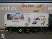 Pótkocsi Ackermann Z-PA-F18 Tandem Ewers Getränkekoffer használt italszállító plató