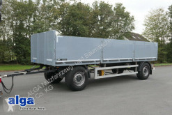 Nc FAG APR 18 BS, 7.200mm lang, 1,0mtr Bordwände trailer used dropside flatbed