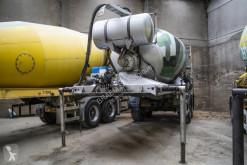 Used concrete mixer concrete semi-trailer De Buf BETON MIXER - 10M³
