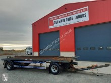 Trax hook lift trailer Avant train