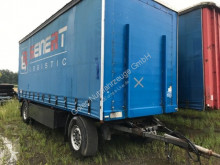 Dinkel tarp trailer DAP 18000