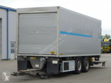 Rohr RZK /18 IV*Tandem*LBW*Durchladensystem trailer used refrigerated