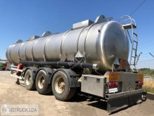 Parcisa chemical tanker trailer