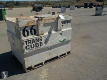 Remorque nc WESTERN - Trailer 1000 Litre Static Bunded Fuel Bowser citerne hydrocarbures occasion