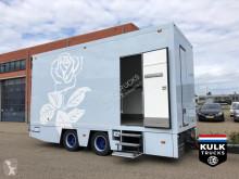 812-190 BLOEMEN VERKOOP THEO MULDER CARRIER ( NIEUWE LIJNRIJDERS AANHANGER ) trailer used mono temperature refrigerated