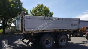 Müller-Mitteltal three-way side trailer ATL 2 Achser German Fahrzeug
