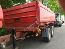 Remorca trilaterala Carnehl Tandemkipper Deutsches Fahrzeug