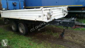 Schmidt Tandemkipper trailer used three-way side