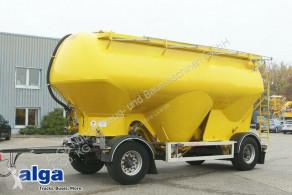 Remolque Feldbinder HEUT 31.2, 4 Dommdeckel, 31m³, Alu-Felgen, Luft cisterna usado