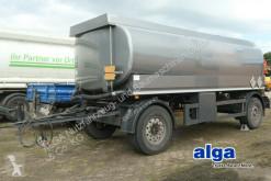 Used tanker trailer nc Esterer TA 18.210,3 Kammern,21m³,Untenbefüllung