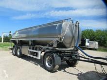 Remolque cisterna alimentario MAFA 19.500 L, Milchsammler, 3 Kammern