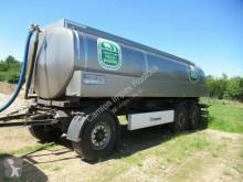 Remorque citerne alimentaire occasion Krone 18.000 Liter, 3 Kammern Milchsammler
