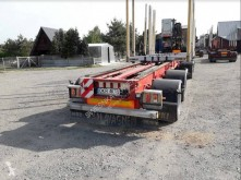 Used timber semi-trailer Ova International