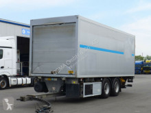 Rohr RZK/18 IV*Carrier Supra 950 U*LBW*BPW*TÜV* trailer used refrigerated