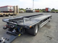 Aanhanger containersysteem Lecitrailer porte caisson fixe