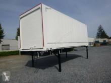 Equipamientos carrocería caja furgón Krone Wechselkoffer Heck Alu.- Rolltor