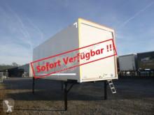 Krone Wechselkoffer Heck Alu.- Rolltor caixa furgão usada